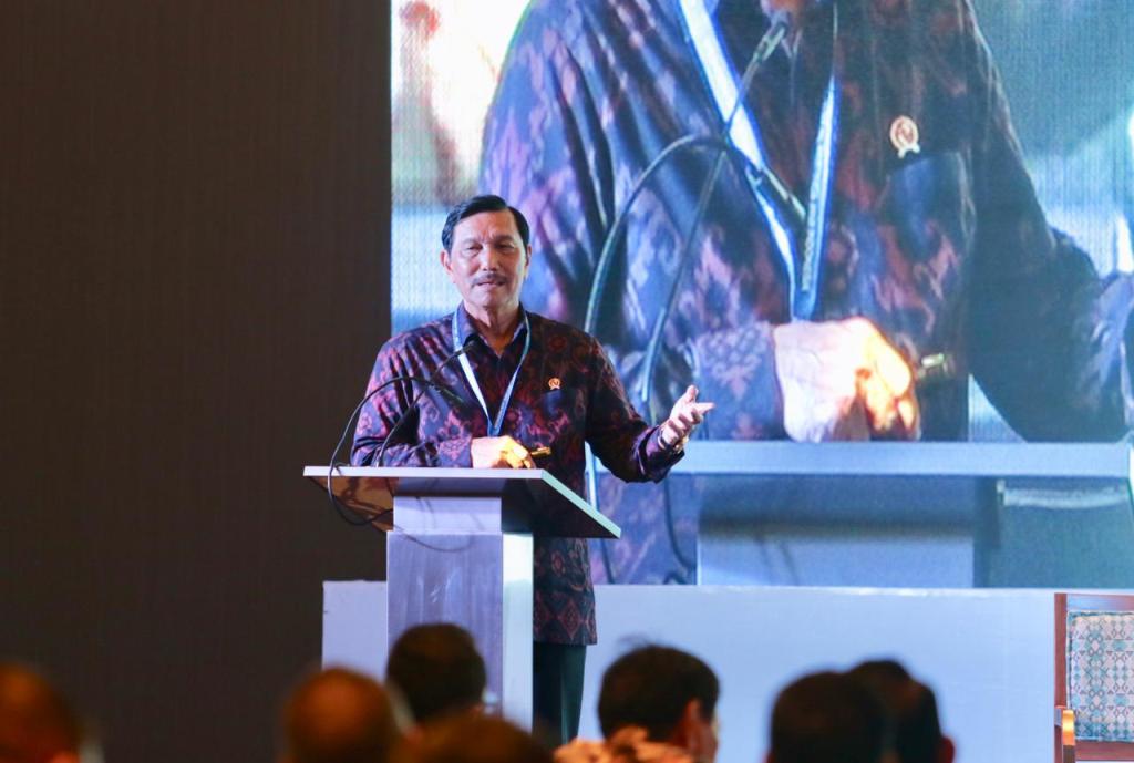 Menko Luhut Banggakan Pembangunan Indonesia