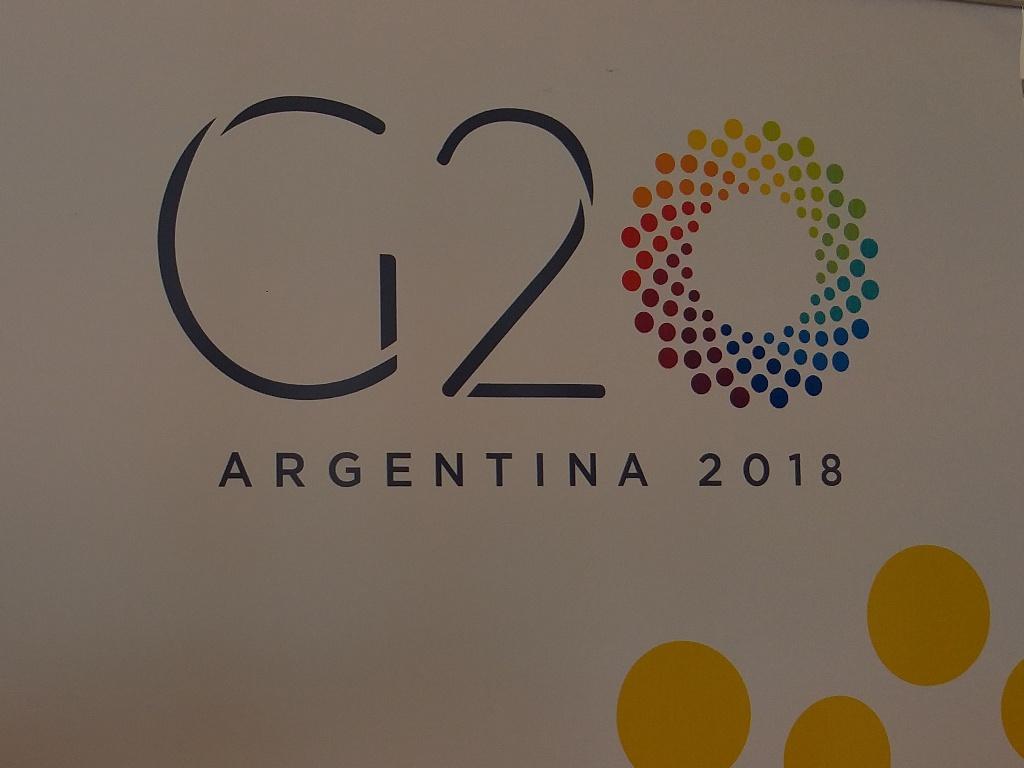 G20 Ajak Dunia Hentikan Ketegangan Perang Dagang