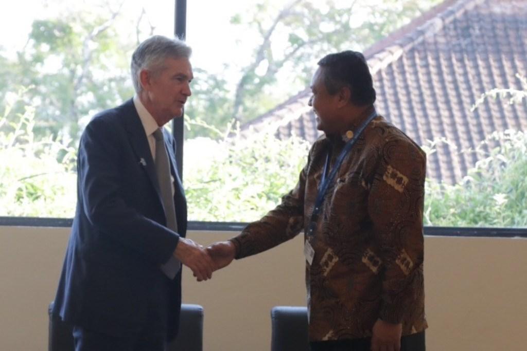 BI Pamer Ketahanan Ekonomi Indonesia ke Ketua Fed