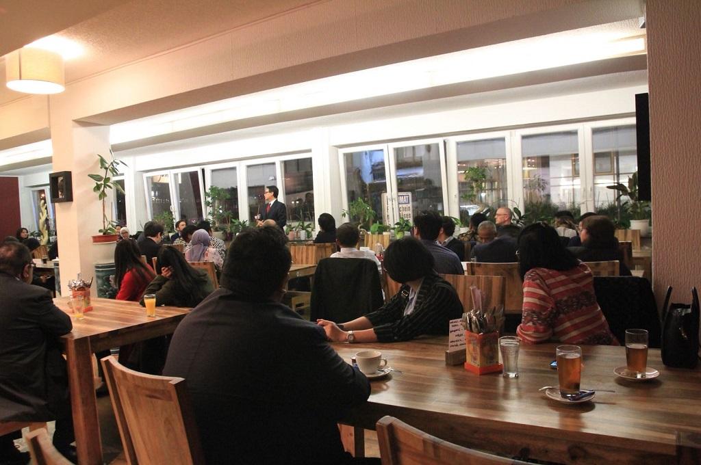 Kuliner Indonesia Manjakan Lidah Pebisnis COTECA 2018