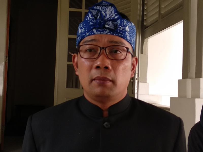 Ridwan Kamil Bentuk Unit Kerja Siber Jabar