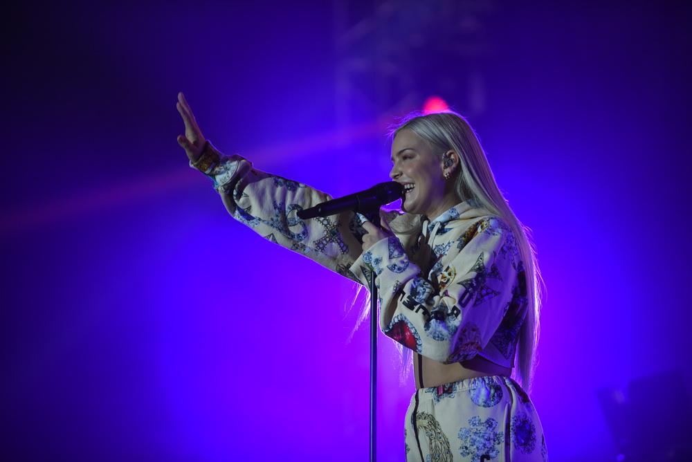 Tampilkan Alan Walker dan Anne-Marie, Spotify on Stage 2018 Raih 7.000 Penonton