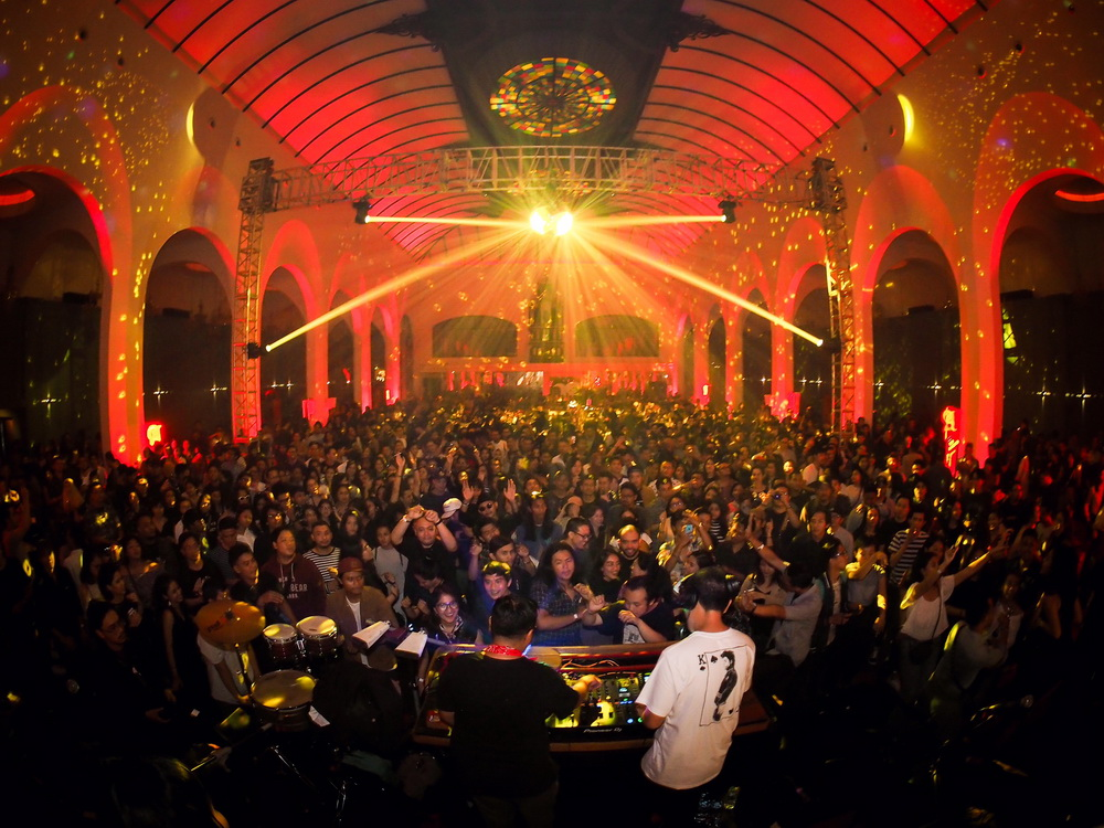 Suara Disko Jalani Debut Panggung Internasional di Jepang