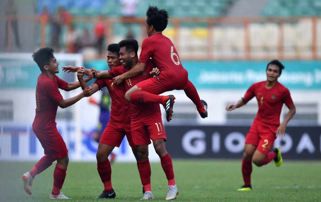 Hujan Gol, Indonesia U-19 Tundukkan Yordania U-19
