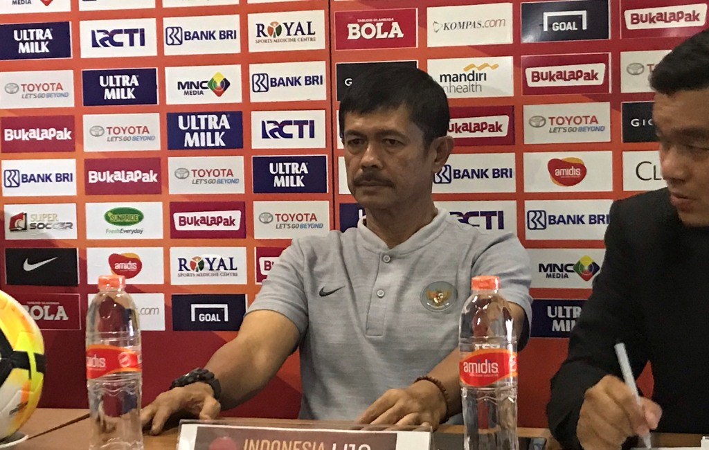 Harapan Indra Sjafri Jelang Piala Asia U-19