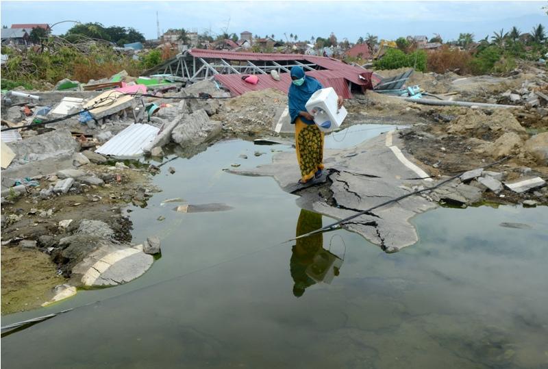 Doa Warga Aceh untuk Korban Gempa Sulteng