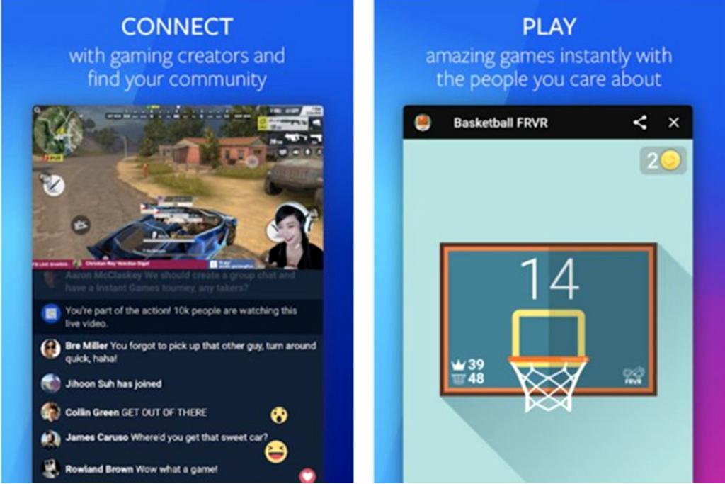 Facebook Uji Layanan Gaming untuk Android