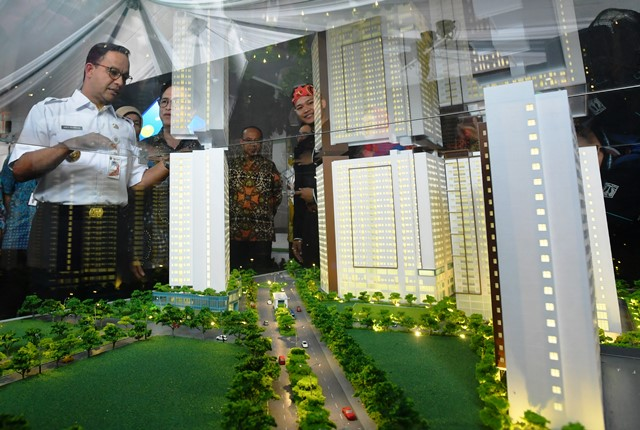 Rusun Samawa Diluncurkan, Jalur Jak Lingko Dibuka