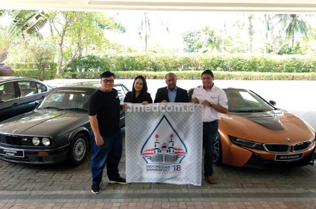 Pecinta BMW Bakal 'Berlebaran' di Semarang