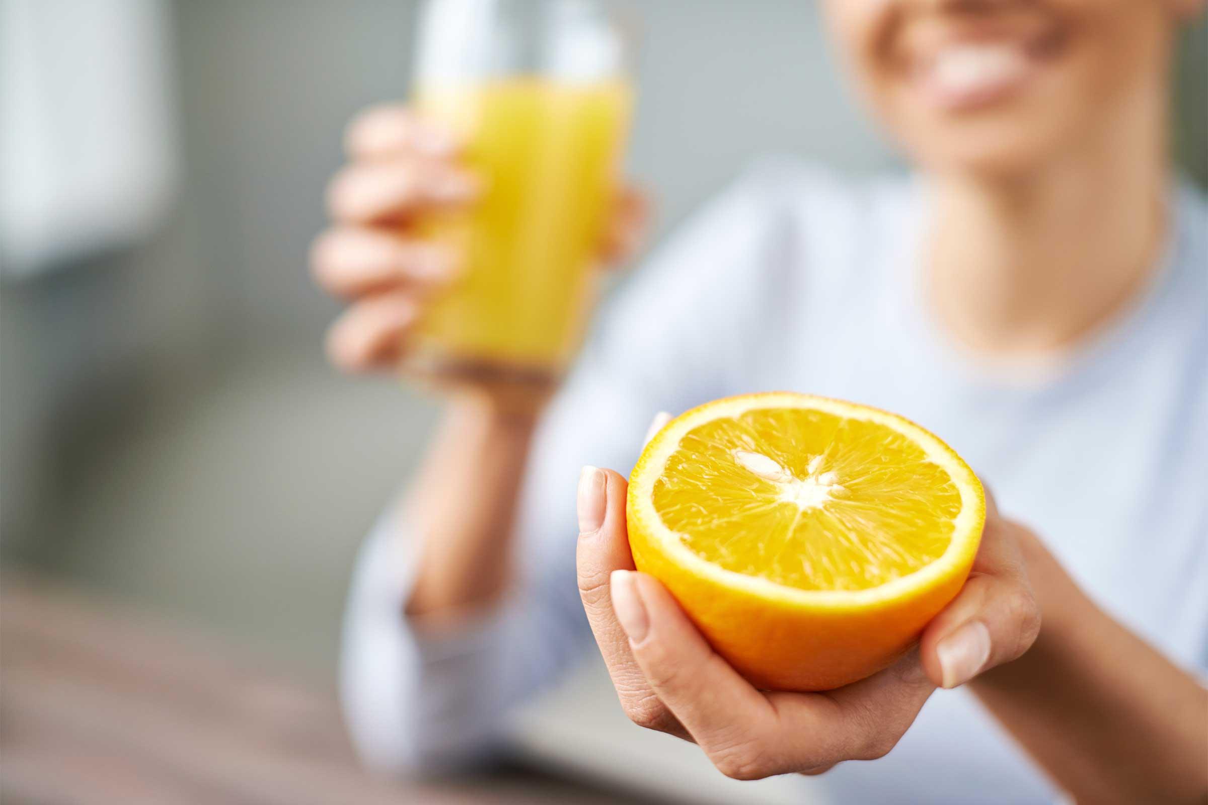 Makan Jeruk Setiap Hari, Salah Satu Kunci Panjang Umur