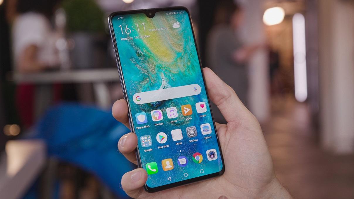 Huawei Mate 20 X Pasang Kemampuan Gaming Premium