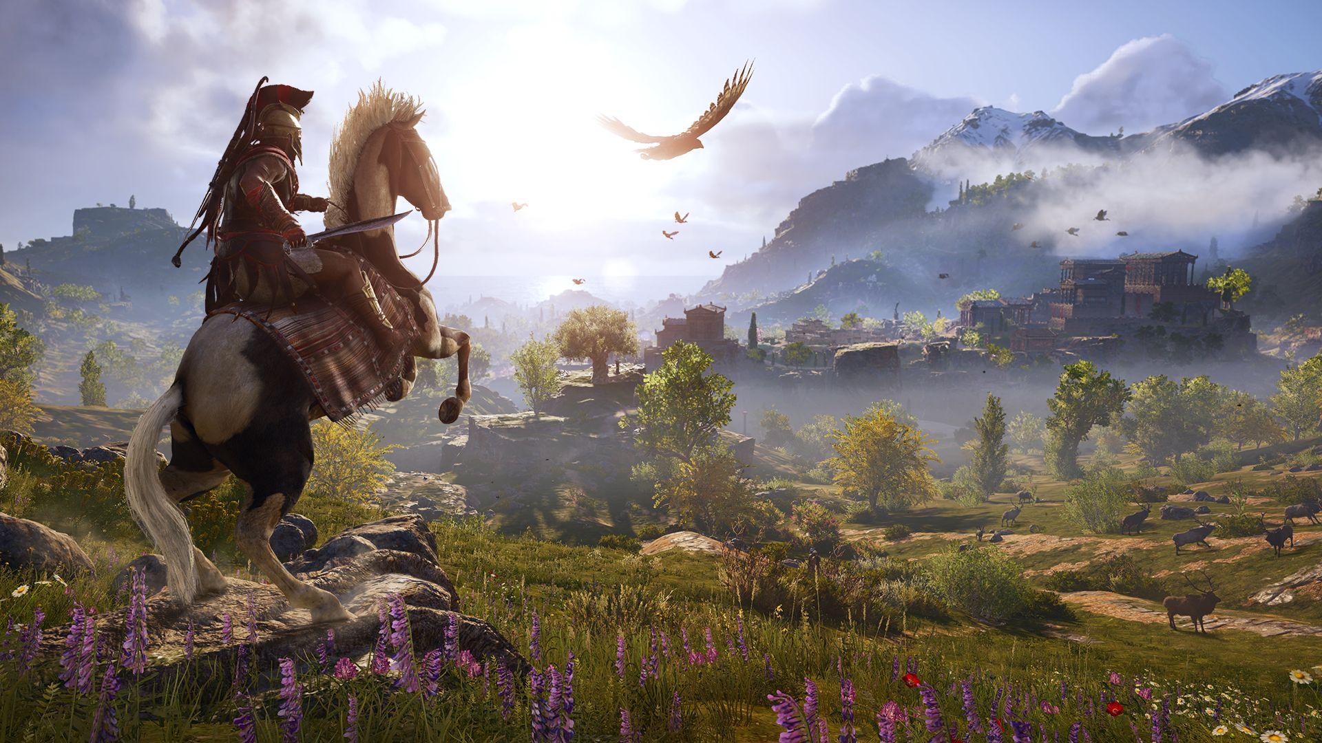Mode Eksplorasi Assassins Creed Odyssey, Petualangan Lebih Seru