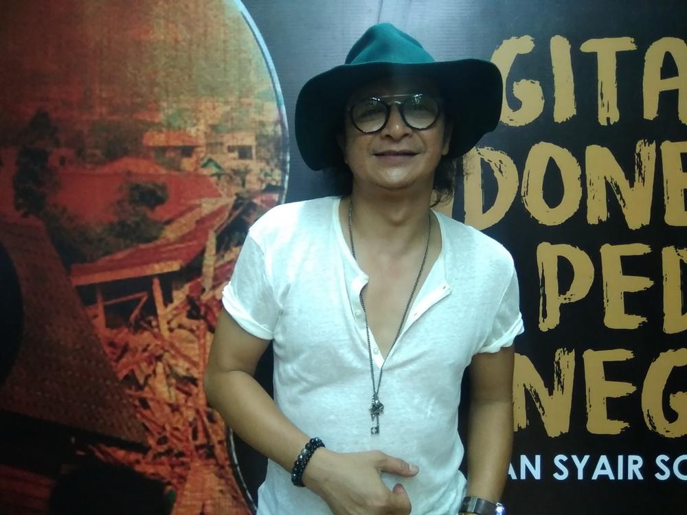 Andy /rif Tak Pernah Tertarik Tampil di Panggung Politik