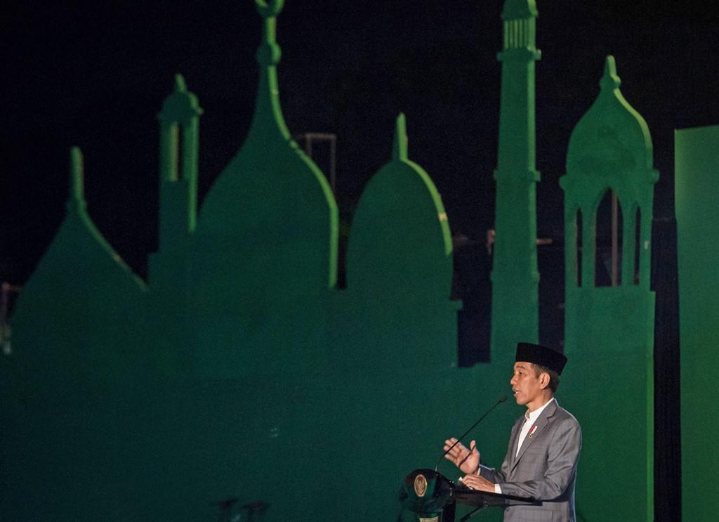 Jokowi Minta Parpol Blusukan ke Masyarakat