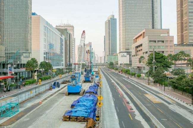 4 Tahun Pembangunan Infrastruktur Dongkrak Peringkat Daya Saing