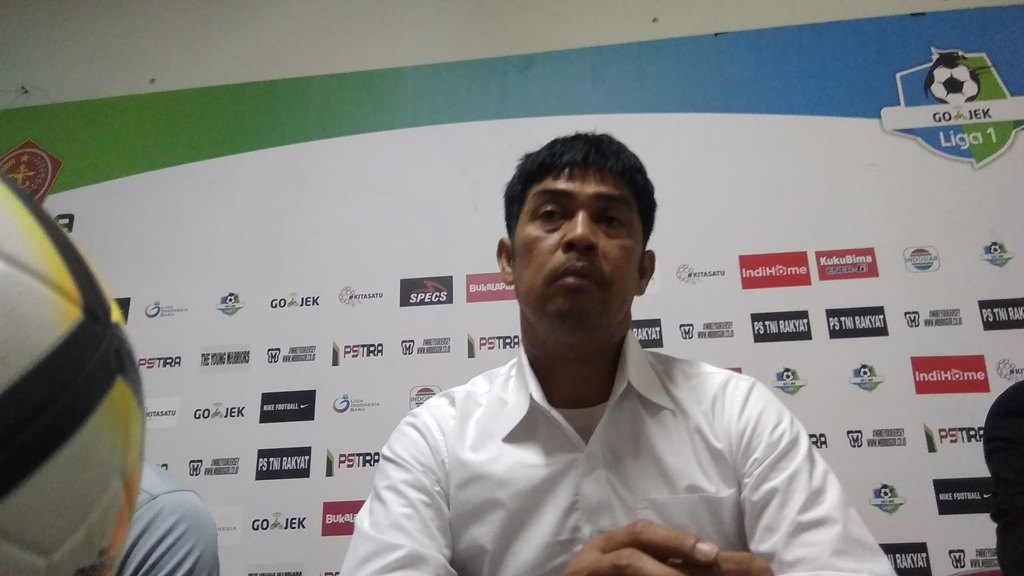 PS Tira Siapkan 18 Penggawa Melawan Perseru