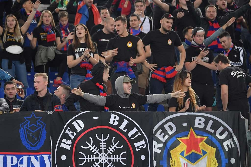 Eskalator Jebol, Puluhan Suporter CSKA Moscow Luka-luka