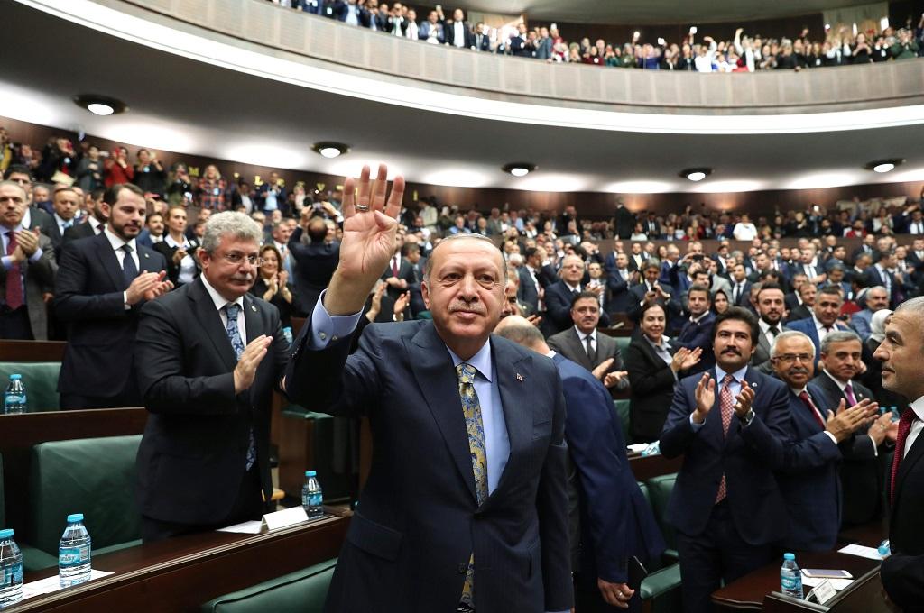 Rentetan Peristiwa usai Pidato Erdogan soal Khashoggi