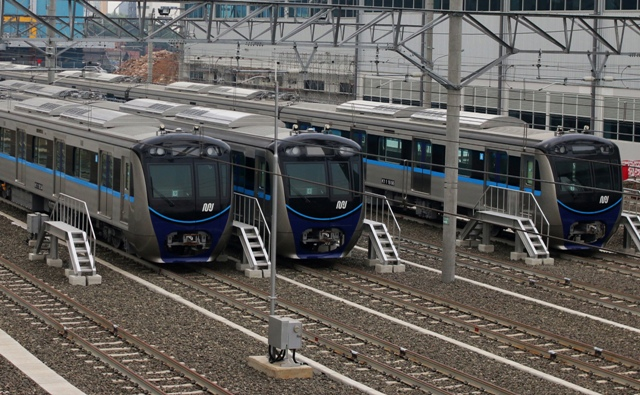 Pembagunan MRT Fase II Dimulai Desember 2018