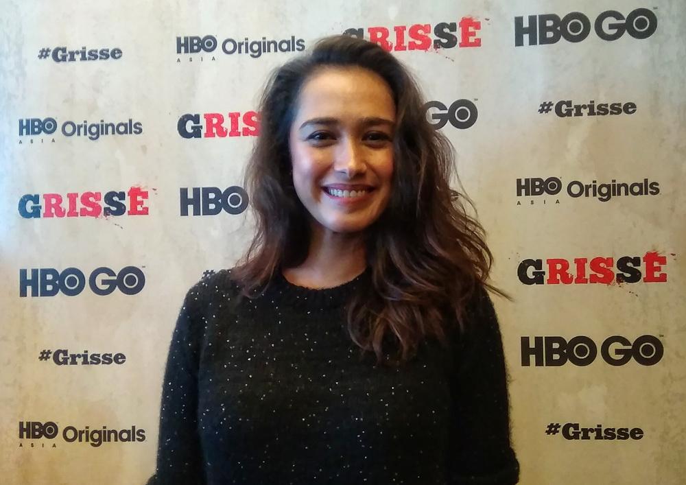 Alexandra Gottardo Minta Banyak Adegan Bertarung di Serial HBO Grisse