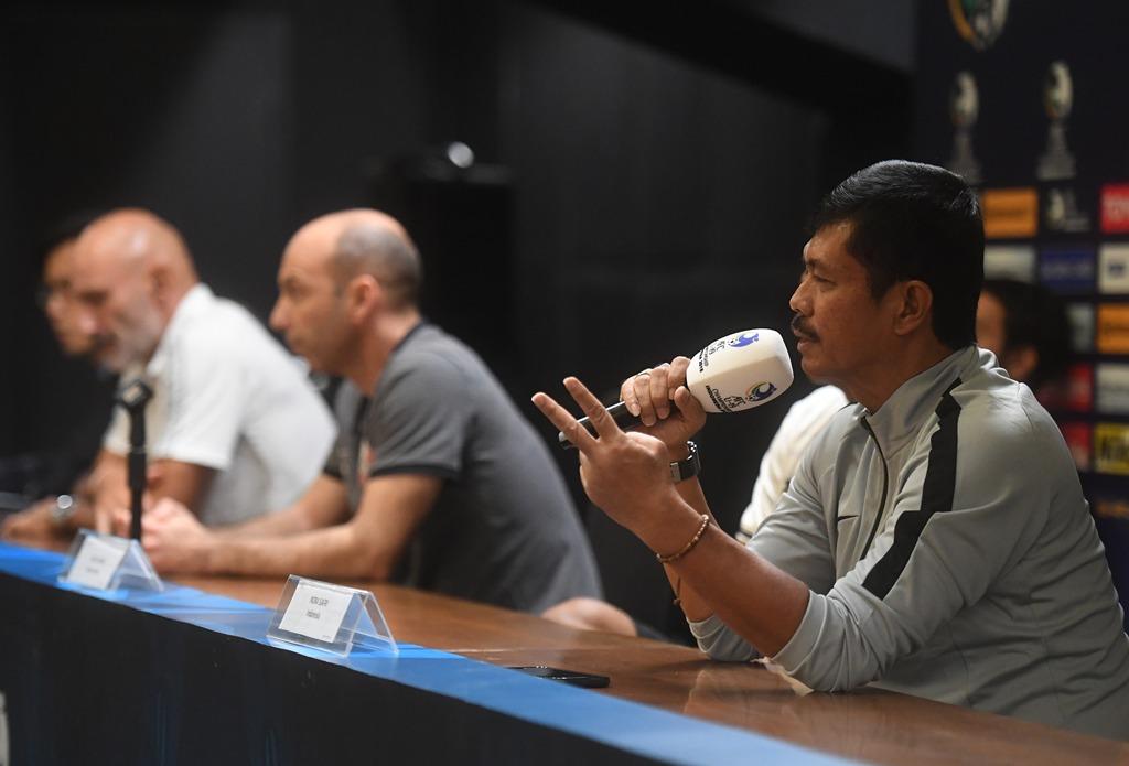 Indra Sjafri: Timnas U-19 Makin Termotivasi di Perempat Final