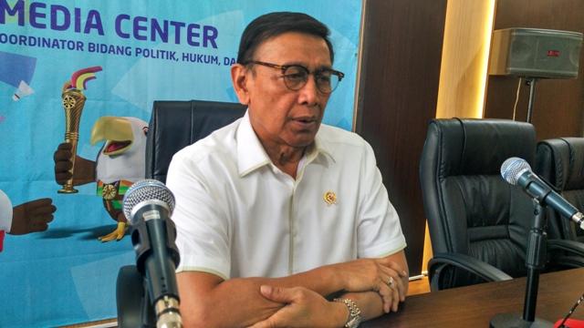 Wiranto Tanggapi Santai Wacana Prabowo Jemput Rizieq