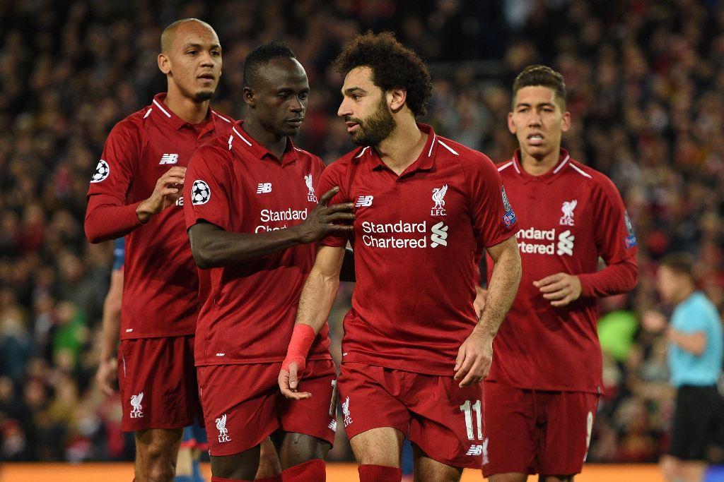 Rekor Baru Salah Warnai Kemenangan Besar Liverpool