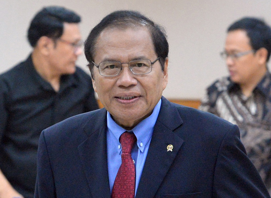 Kasus Rizal Ramli Naik ke Penyidikan