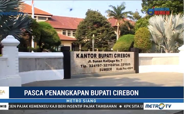 Sekda Cirebon Pimpin Roda Pemerintahan