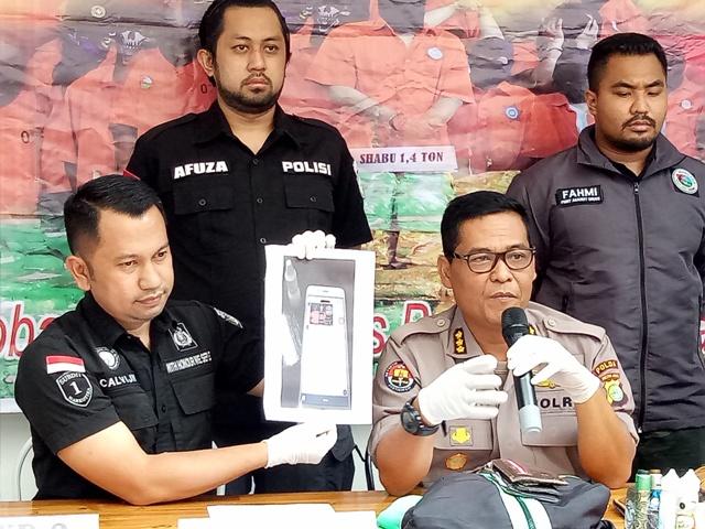 Pengedar Vape Mengandung Narkotika Ditangkap