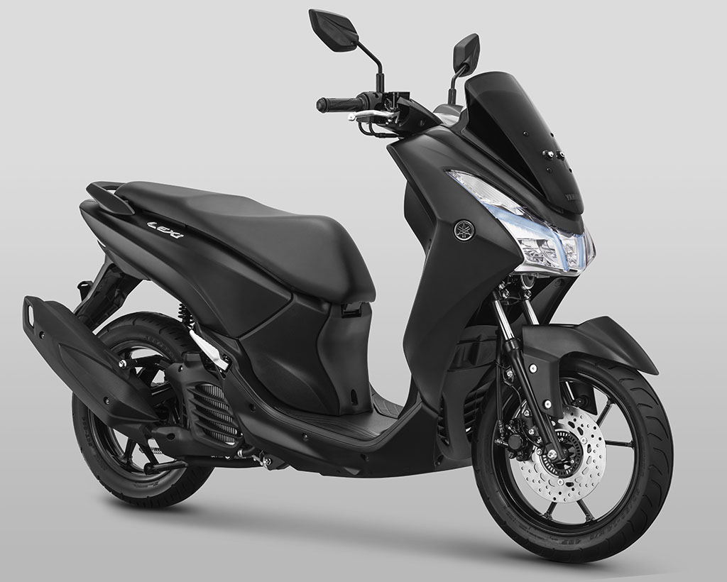 Baju Baru Yamaha Lexi, Harga Naik Rp200 Ribu