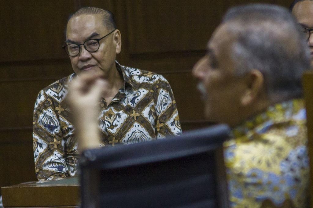 Sofyan Bantah Bicarakan <i>Fee</i> Proyek PLTU Riau-I