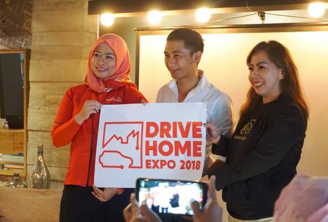 Berburu Rumah dan Mobil di Drive Home Expo 2018