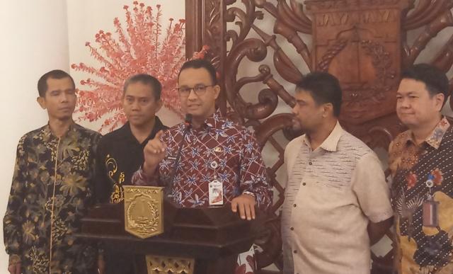 Penanganan Banjir Jakarta Tak Cukup Rp4 Triliun
