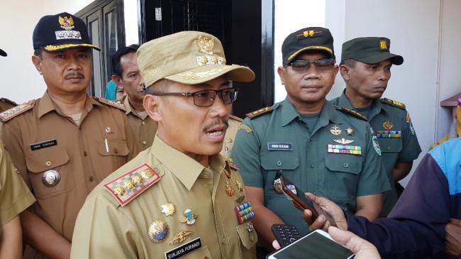 Bupati Cirebon Jadi Tersangka Suap
