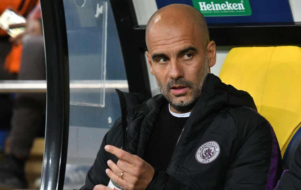 Guardiola Tutup Pintu untuk Klub Liga Primer Inggris Lainnya