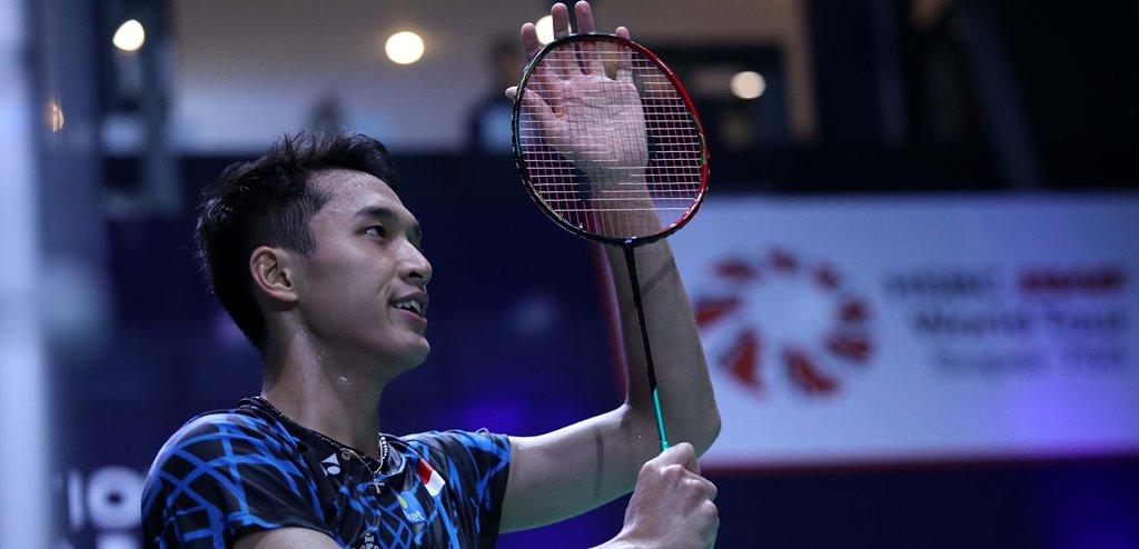 Daftar Pebulu Tangkis Indonesia di <i>French Open 2018</i> Hari Ini