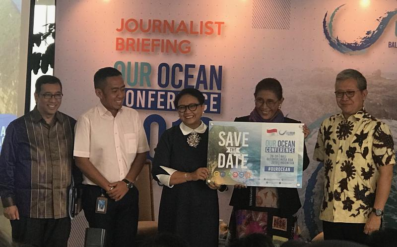 Six Priority for Our Ocean Conference