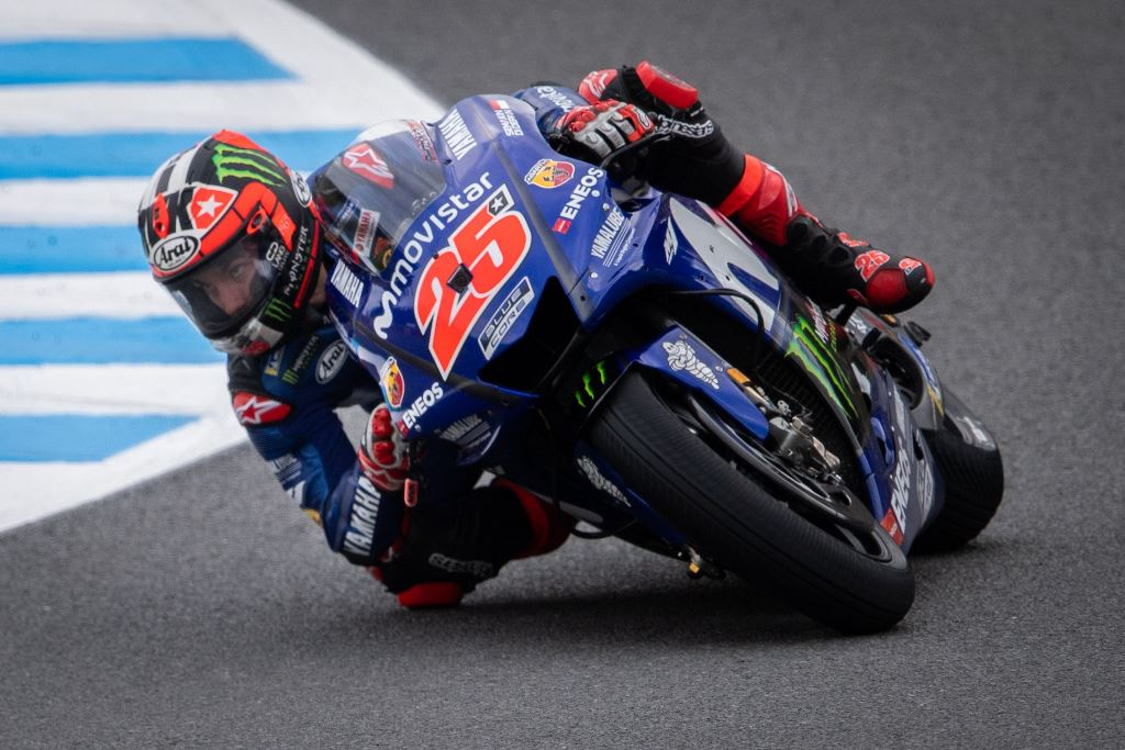 Vinales Kuasai FP1 MotoGP Australia