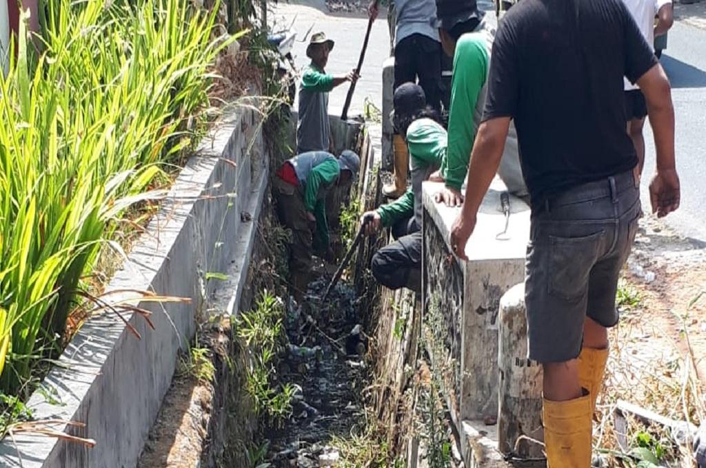 Pemkot Malang Bersih-bersih Antisipasi Banjir