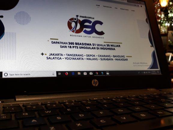 Perhatikan Lima Hal Agar Tes <i>Online</i> OSC Lancar