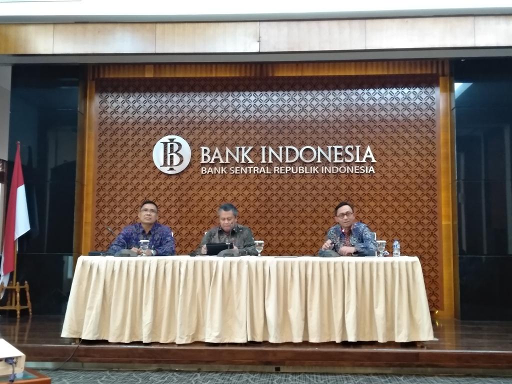 BI Ramal Inflasi Oktober 0,17%