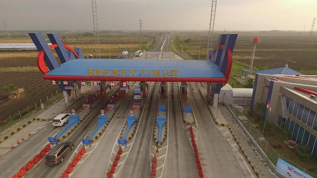 Tarif Tol Pejagan-Pemalang Ditetapkan Rp1.000 per Km