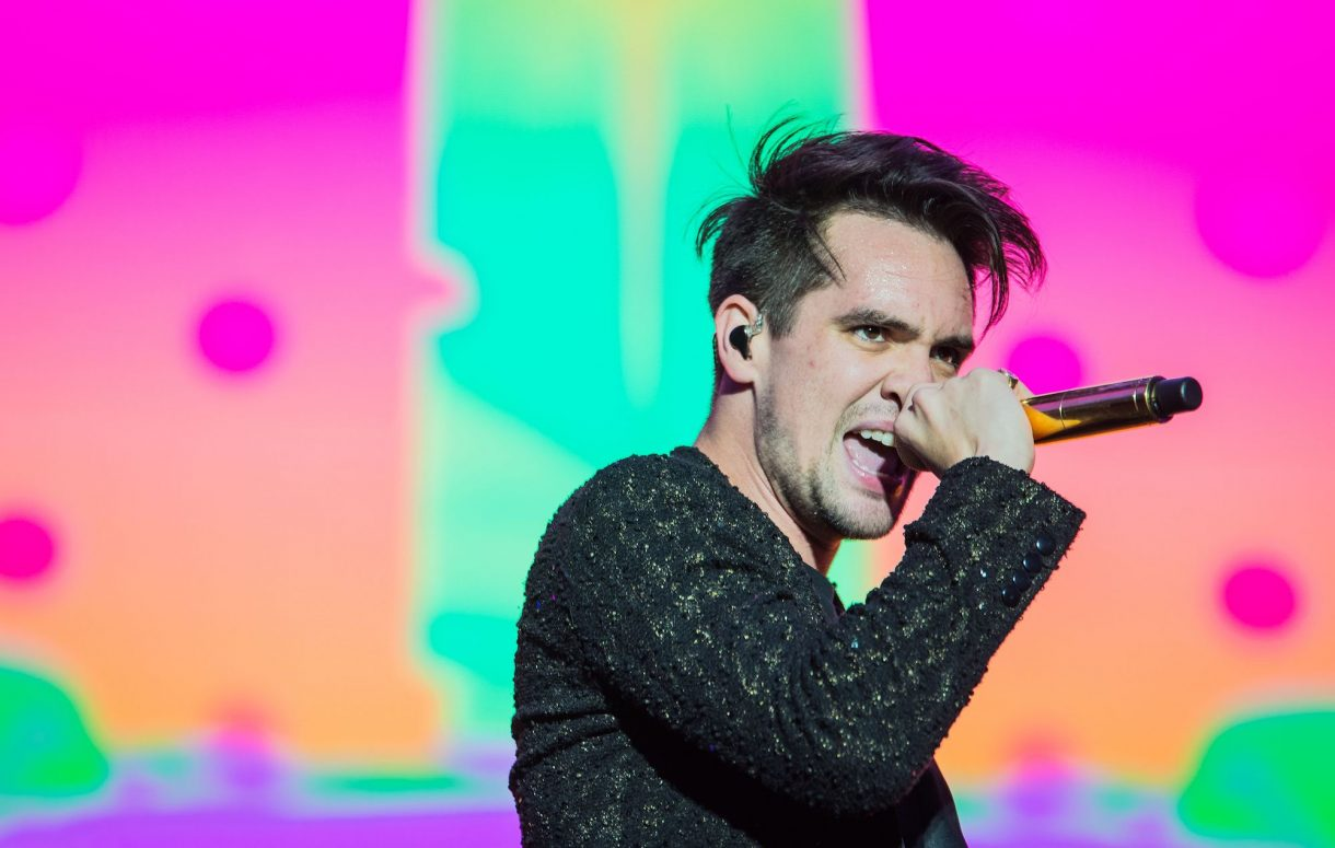 Brandon Urie Sempat Depresi Pertama Kali Ditinggal Personel Panic! at the Disco