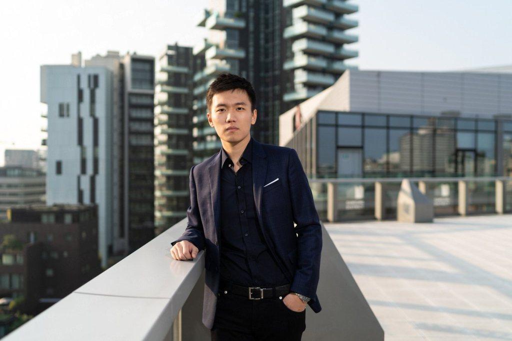 Inter Milan Resmi Tunjuk Steven Zhang Sebagai Presiden Klub