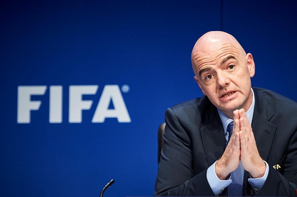 FIFA Larang La Liga Gelar Pertandingan di AS