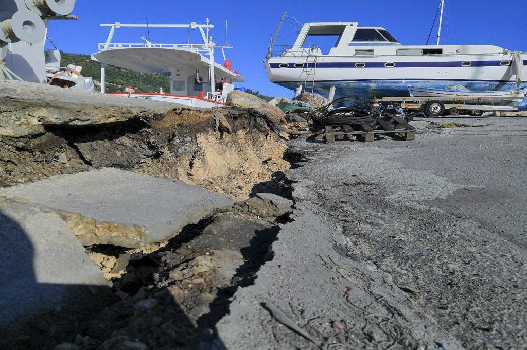 Gempa 6,8 SR Guncang Yunani, Terasa Hingga Italia