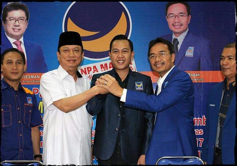 Sarimuda Optimistis Melenggang ke Senayan Bersama NasDem