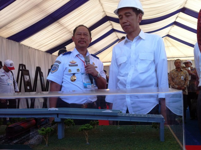 Jokowi Gratiskan Tol Suramadu