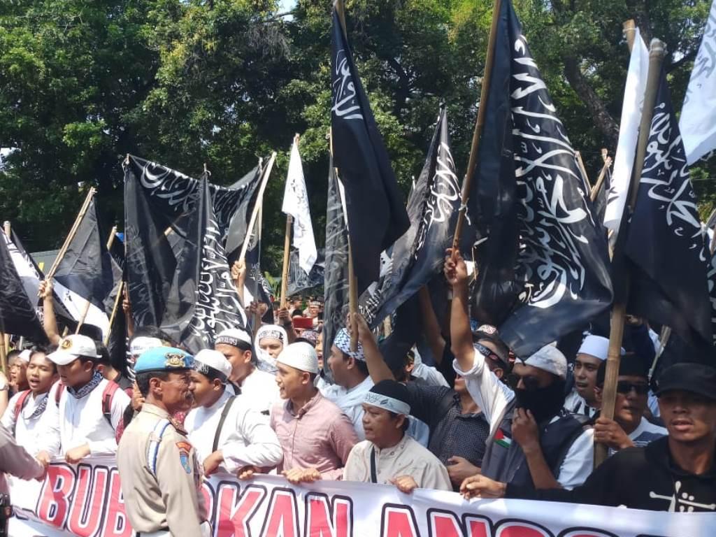 TKN Jokowi-Ma'ruf Hormati Aksi Bela Tauhid